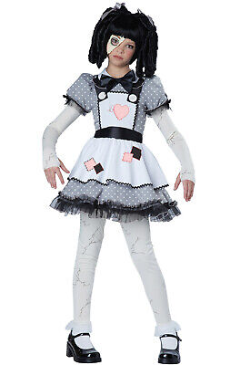 Baby Ghost Costumes (Brand New Creepy Ghost Haunted Doll Child)