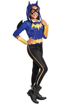 Brand New DC Super Hero Girls Batgirl Child Costume](Batgirl Costume Child)