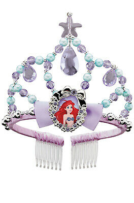 Brand New Disney Princess Little Mermaid Ariel Classic Child Tiara