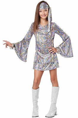 Dancing 70s Disco Darling Child Costume