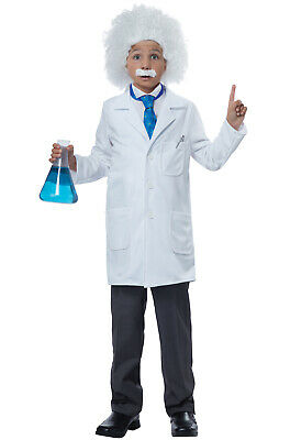 Brand New Albert Einstein Lab Scientist Child