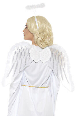 Pure Angel Wings and Halo Set (Angel Wings And Halo Set)