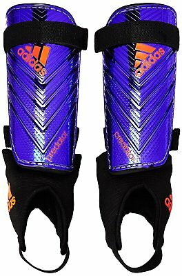a327772c5012 adidas Unisex predator® Repliqué DS Shinguards Night Flash Purple Solar Red  LG