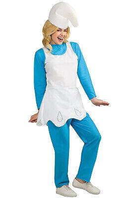 The Smurfs Smurfette Adult