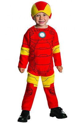 Brand New Iron Man Toddler - Ironman Toddler Costume