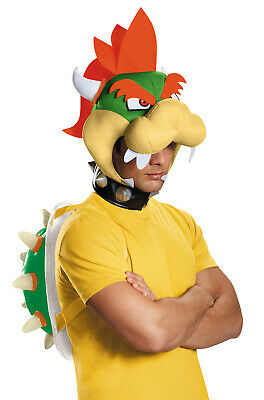 Super Mario Brothers Bowser Adult Costume Kit](Mario Bros Bowser Costume)
