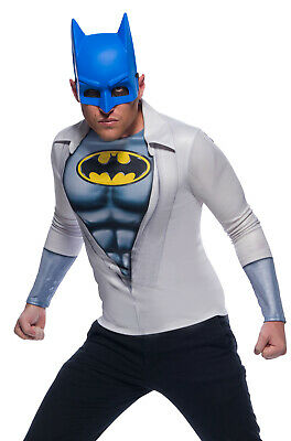 DC Comics Batman Bruce Wayne Photoreal Adult Costume