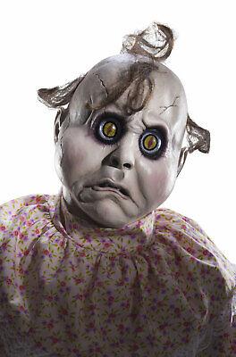 Creepypasta Doll Face Scary Mask (Scary Mask Face)