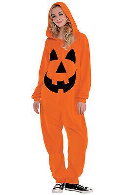 Jack O Lantern Costume (Zipster Halloween Pumpkin Jack-o-Lantern Plus Size)