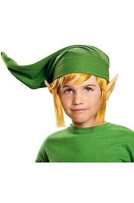The Legend of Zelda Link Deluxe Boys Child Costume - Legend Of Zelda Link Costume Kids