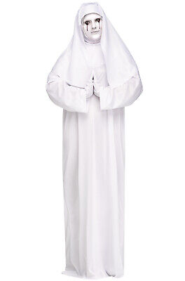 Scary Mary Religious Nun Plus Size Costume - Scary Plus Size Costumes