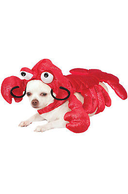 Brand New Mr. Claws Funny Lobster Pet Dog (Lobster Claws Kostüme)