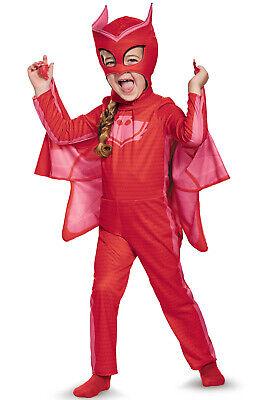 Superhero Costumes Toddler (PJ Masks Superhero Owlette Classic Toddler)