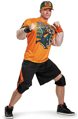 WWE Wrestler John Cena Classic Muscle Adult Costume](Wwe Wrestler Costume)