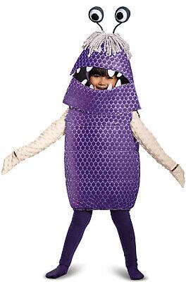 Disney Pixar Monsters Inc. Boo Deluxe Toddler Costume - Toddler Monster Inc Costume