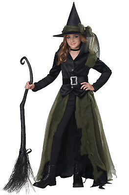 Cool Girls Costumes (Cool Witch Child Halloween)