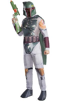 Brand New Star Wars Boba Fett Adult - Star Wars Boba Fett Costume