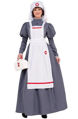 Civil War Doctor Nurse Adult Costume