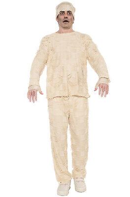 Brand New Egyptian Mummy Pharaoh Walking Corpse Adult Costume - Egyptian Mummy Costume