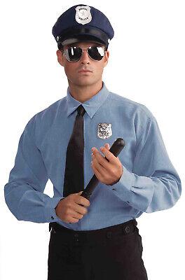 Brand New Police Officer Cop Costume Kit - Police Officer Costume Men