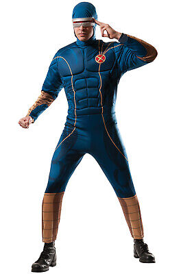 Brand New X-Men Deluxe Cyclops Adult Costume](Cyclops Costume X Men)