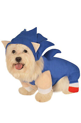 Sonic the Hedgehog Pet Dog Costume