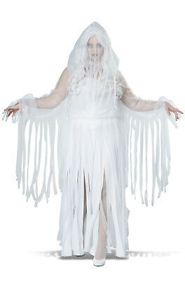Brand New Haunting Ghostly Spirit Plus Size Costume