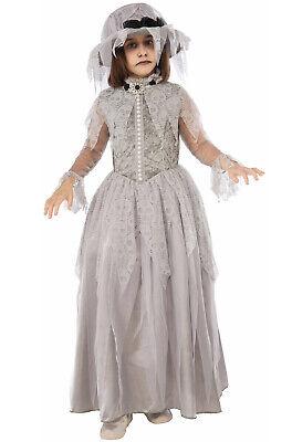 Brand New Victorian Ghost Girls Child Costume (Medium)