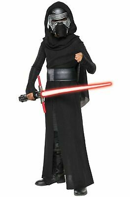 Star Wars The Force Awakens KYLO REN Halloween Costume kids child sz Small