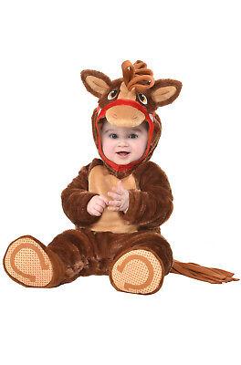 Pony Pal Horse Infant Costume (6-12) Baby Horse Costume