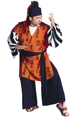 Japanese Samurai Man Plus Size Costume