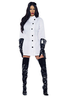 Brand New Weird Science Mad Scientist Adult Costume