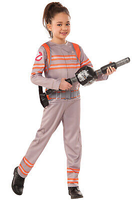 Ghostbusters Girls Child - Girl Ghostbusters Costume