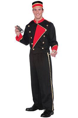 Movie Usher Costume (Hollywood Movie Theatre Cinema Usher Adult)
