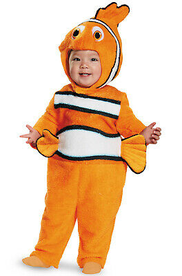 Brand New Finding Nemo Prestige Infant Costume](Nemo Infant Costume)