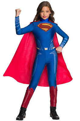 Justice League Superman Girl Child Costume](Superman Girl Costumes)
