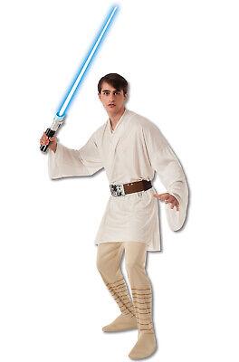 Brand New Star Wars Luke Skywalker Men Adult Costume - Star Wars Costumes Adult