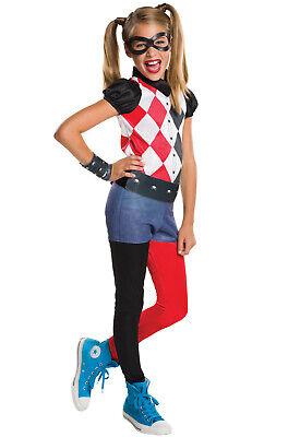 DC Super Hero Girls Harley Quinn Child Costume