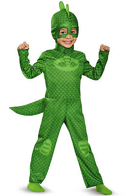 PJ Masks Superhero Gekko Classic Toddler Costume - Costumes Toddlers