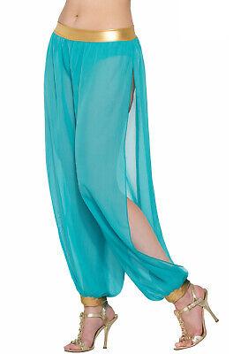 Brand New Belly Dancer Harem Pants Adult Costume
