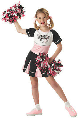 Brand New All Star Cheerleade?r Girls Outfit Child Halloween Costume](All Star Costume)