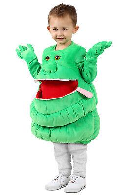 Slimer Costume Kids (Brand New Ghostbusters Feed Me Slimer Toddler/Child)