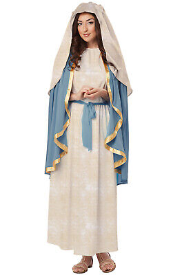 Virgin Mary Costumes (Biblical Virgin Mary Religious Adult)