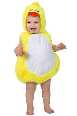 Brand New Plucky Duck Cute Toddler Costume - Toddler Duck Costumes