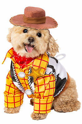 Toy Story Pet Costumes (Toy Story Woody Pet Dog Cat)
