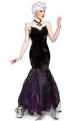 Disney Villains - Ursula Adult Prestige Costume - Ursula Costume Adult