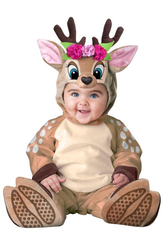 Brand New Darling Deer Animal Infant Costume