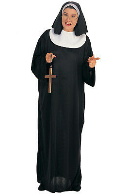 Biblical Nun Religious Women Plus Size Costume - Biblical Costumes For Women