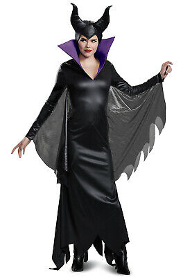 Disney Female Villains Costumes (2018 Disney Villain Maleficent Deluxe Adult)