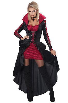 Halloween Costume Vampire Woman (Brand New Bloodthirsty Vixen Vampire Adult Halloween)